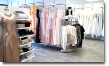 Atelier boutique de robes, la meilleure place
