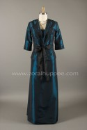 Robe de m�re des mari�s 2015 - Robe empire et veston no. 12 Zora L Hupp�e