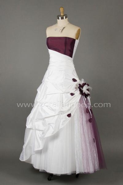 Zora lHuppée - Designer robes de bal et mariée sur mesure Québec